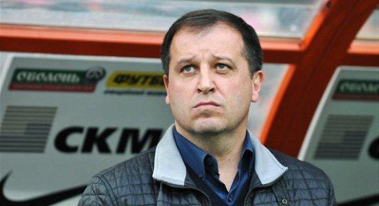 Юрий Вернидуб, фото М.Масловского, Football.ua