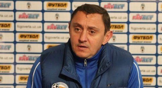 Геннадий Орбу, фото fcgoverla.uz.ua