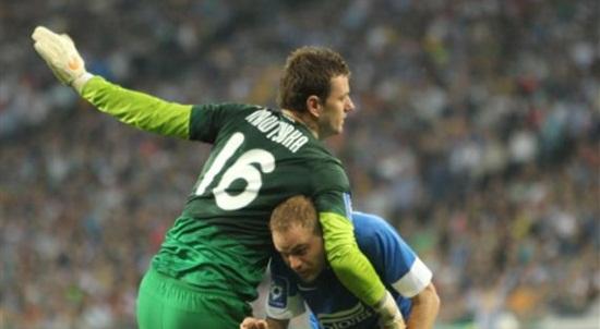 Ян Лаштувка, Football.ua
