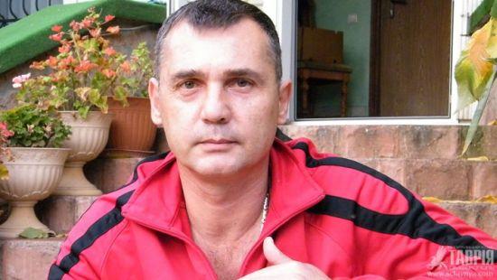 Александр Гайдаш, фото sctavriya.com