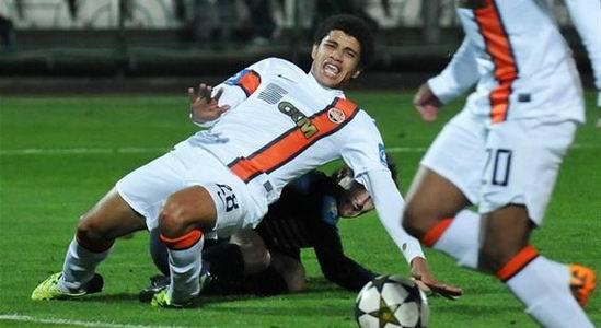Тайсон, фото М.Масловского, Football.ua