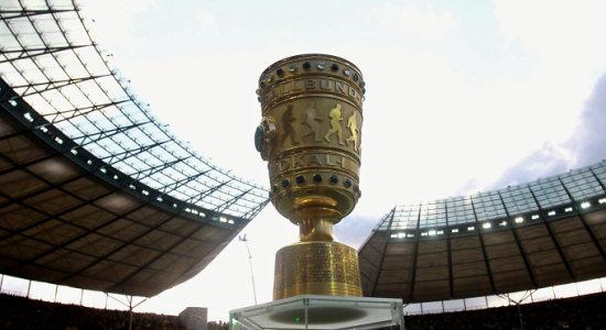 Кубок Германии: в четвертьфинале Бавария сыграет с Гамбургом