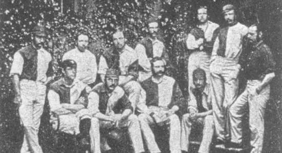 Бей-беги. Сезон 1873/74