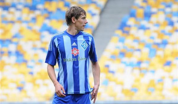 Денис Гармаш. © Илья Хохлов, Football.ua