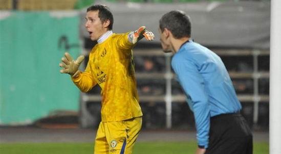 Александр Бандура, фото М.Лысейко, Football.ua