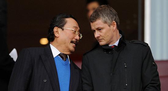 Винсент Тан нашел аргументы для Солскьяера, Sky Sports