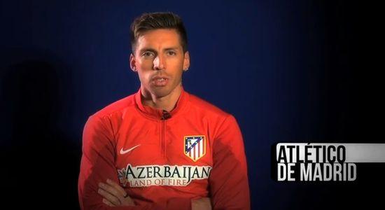 Хосе Соса, ФК Атлетико