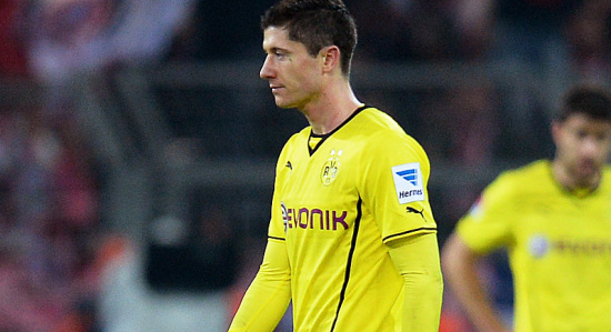 Роберт Левандовски, kicker.de