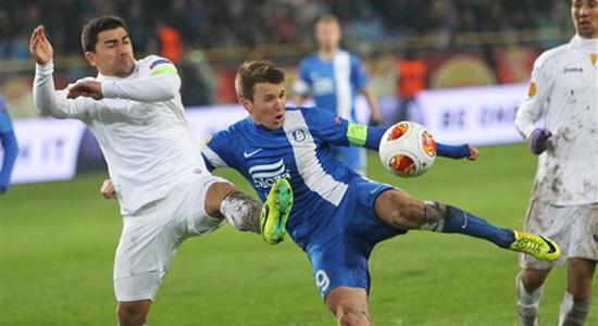 Руслан Ротань может покинуть Днепр летом. © Станислав Ведмидь, Football.ua