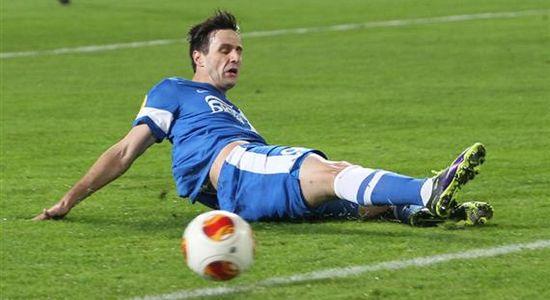 Никола Калинич, фото С. Ведмидя, Football.ua