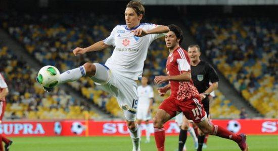 Денис Гармаш, фото И. Хохлова, Football.ua