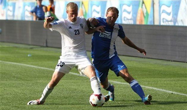 Сергей Люлька (слева), фото С.Ведмидя, Football.ua