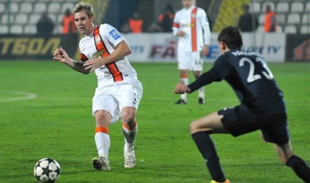Томаш Хюбшман, © Михаил Масловский, Football.ua