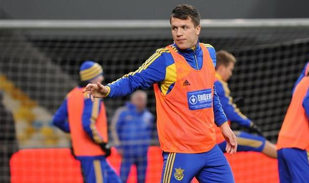 Евгений Коноплянка, фото И.Хохлова, Football.ua