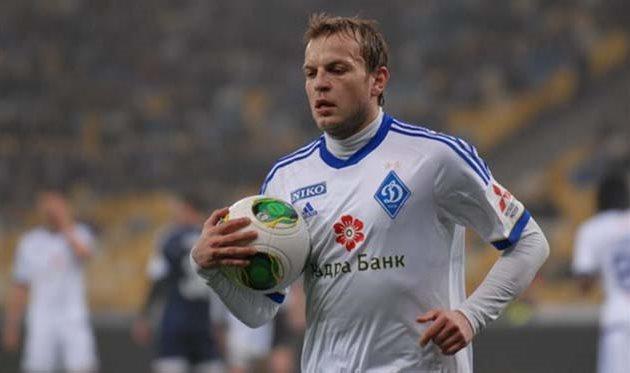 Олег Гусев. © ИЛЬЯ ХОХЛОВ, Football.ua
