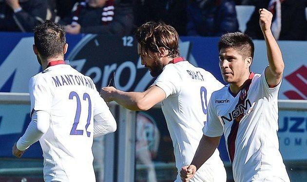 Джонатан Кристальдо (справа), фото corrieredellosport.it
