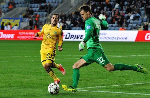 Антон Каниболоцкий, Football.ua