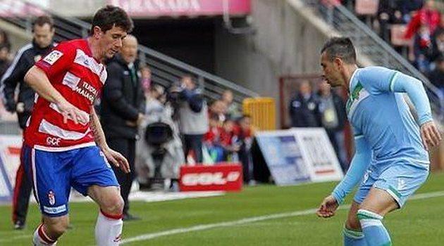 Победный мяч на счету пити, фото ideal.es