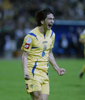 В прошлом году Андрей Русол забил грузинской сборной победный мяч, komanda.com.ua