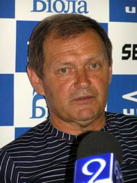 Валерий Яремченко, fcdnipro.com