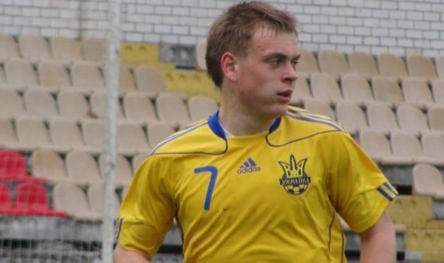 Игорь Зубко, фото Артура Валерко, Football.ua