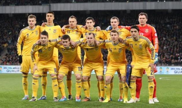 Сборная Украины, фото FOOTBALL.UA