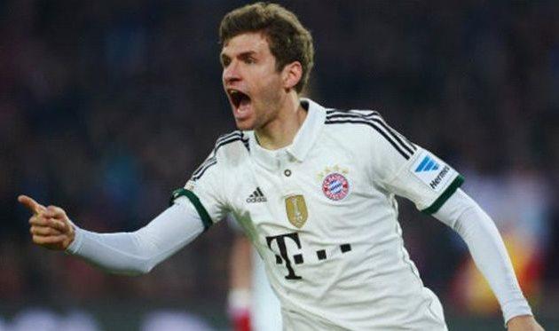 Томас Мюллер, Goal.com