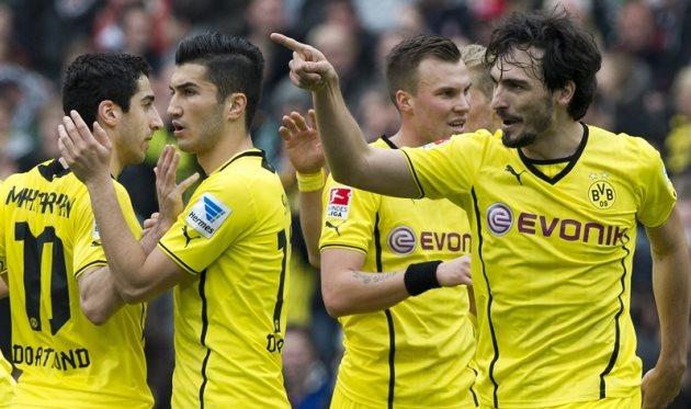 Черно-желтая банда, фото Getty Images