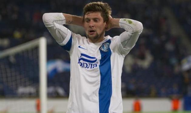 Евгений Селезнев, фото Станислава Ведмидя, Football.ua