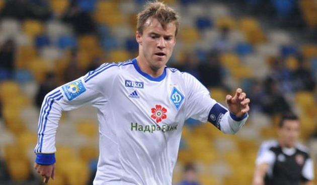 Андрей Ярмоленко, фото Ильи Хохлова, Football.ua