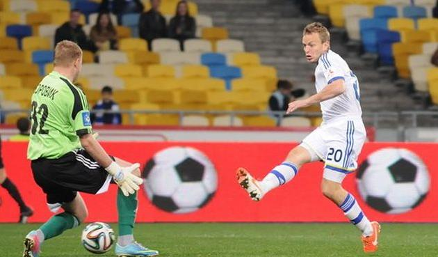 Олег Гусев (справа), фото Football.ua