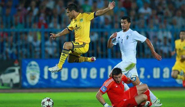 Говерле придется обходиться без Ороса, фото Романа Шевчука, Football.ua