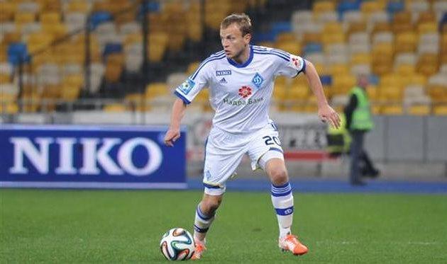 Олег Гусев, фото И.Хохлова, Football.ua