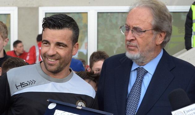 Антонио Ди Натале и Джампаоло Поццо, Getty Images