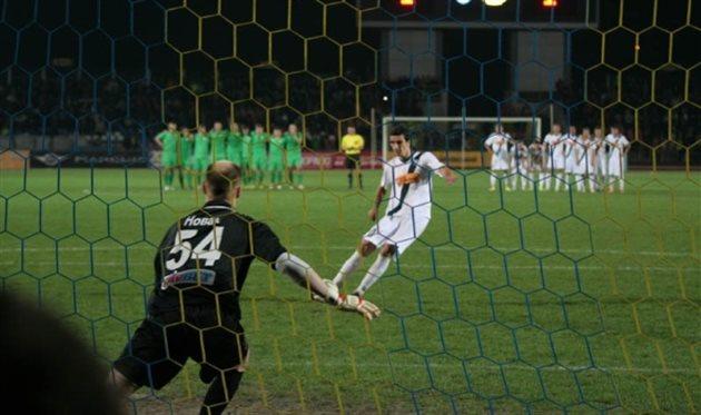 Олег Тарасенко вернулся в Славутич очень вовремя, фото fcslavutich.ck.ua