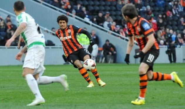 Тайсон, © Михаил Масловский, Football.ua