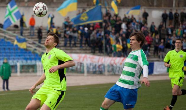 Яркий матч в Херсоне стал украшением тура, fckristal.at.ua
