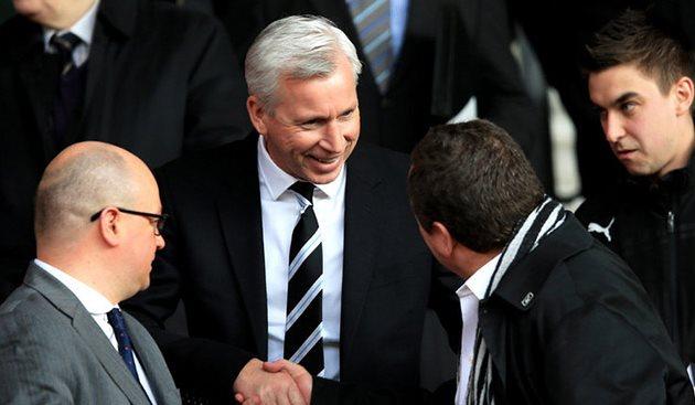 Алан Пардью, Sky Sports