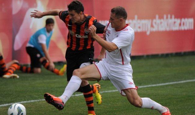 Горняк и Шахтер-3 последними вступают в весеннюю часть сезона, фото shakhtar.com