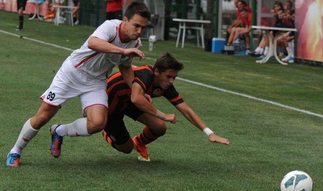Горняк и Шахтер-3 провели первые официальные матчи в году, shakhtar.com