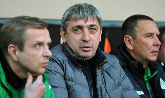 Александр Севидов, фото Михаила Масловского, Football.ua