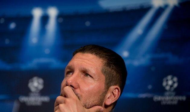 Диего Симеоне задумался над предложением, фото Getty Images