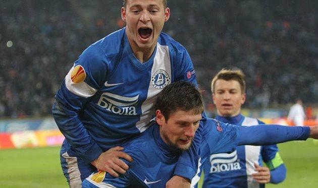 Селезнев удачно вышел на замену, фото Станислава Ведмидя, Football.ua