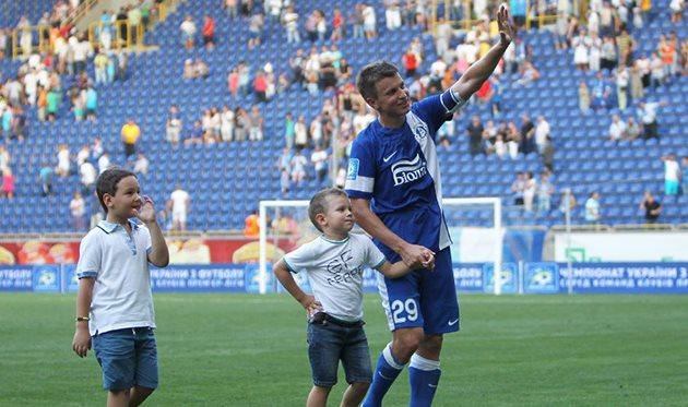 Руслан Ротань, фото Станислава Ведмидя, Football.ua