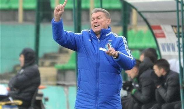 Олег Блохин ушел в отставку после поражения от Шахтера
