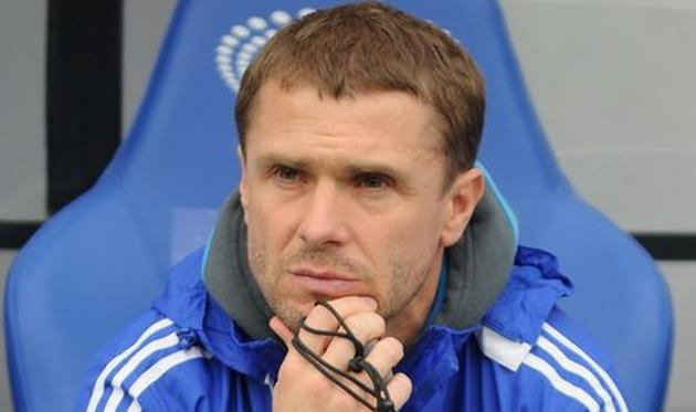 Тренер динамо киев футбол