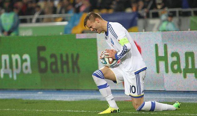 Андрей Ярмоленко, фото Станислава Ведмидя, Football.ua