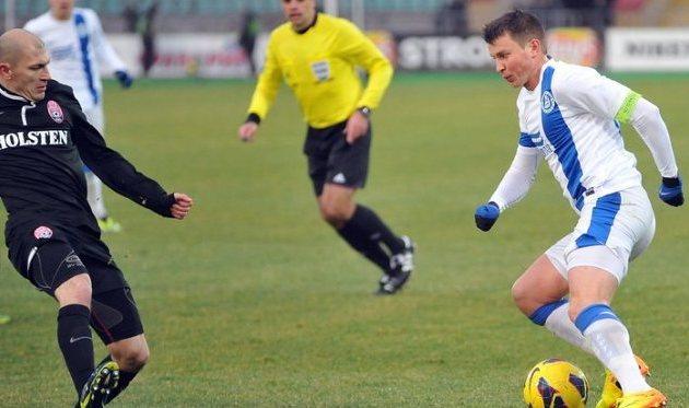 Руслан Ротань (справа), фото А.Ковалева, Football.ua
