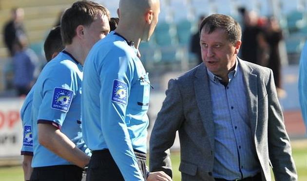 Юрий Вернидуб, фото А.Ковалева, Football.ua