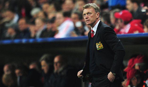 Манчестер Юнайтед уволил Мойеса, вместо него Гиггз